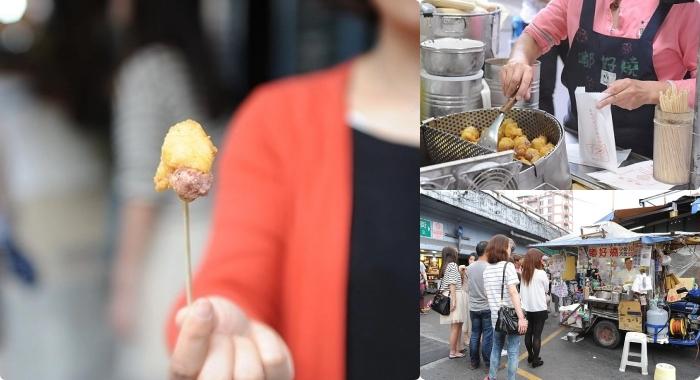 宜蘭》東門夜市 嘟好燒。內餡Q軟的黃金小物,獨一無二的古早味美食! @捲捲頭 ♡ 品味生活
