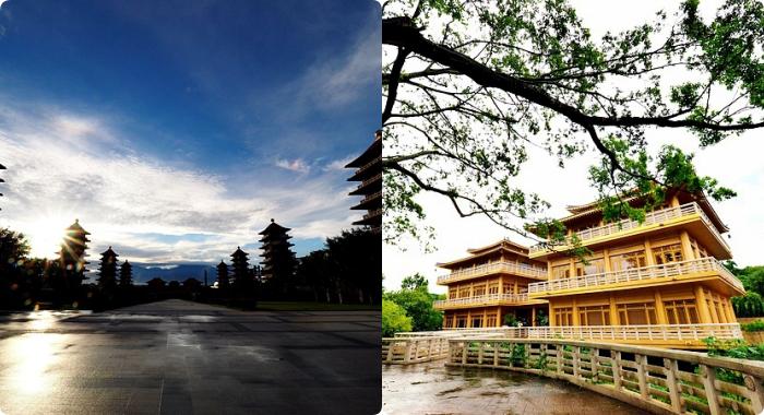 【高雄景點】佛陀紀念館。莊嚴但不需拘束,時刻拍照都如仙境! @捲捲頭 Wonderful 品味。生活
