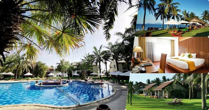 ▋中越 峴港住宿推薦 ▋棕櫚花園海灘SPA度假村(Palm Garden Resort, Hoi An)+峴港福朋喜來登(Four Points Shereton, Da Nang) @捲捲頭 ♡ 品味生活