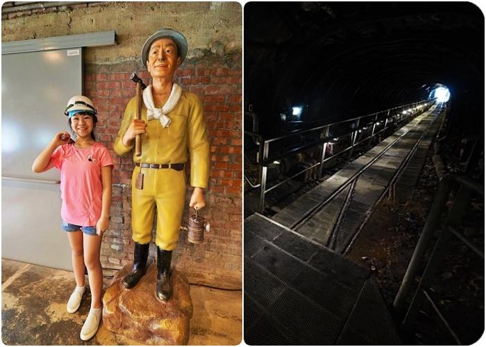 ▋瑞芳景點 ▋一日小小礦工體驗,發現黃金山城的寶藏,就在黃金博物館! @捲捲頭 Wonderful 品味。生活