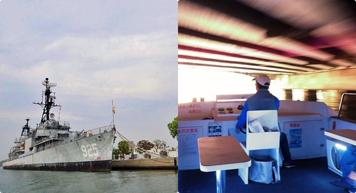 ▋台南景點 ▋台南運河遊船趣。從水上看府城,彎腰過橋超刺激!搭船穿越古今,台南水上、陸上都好玩。 @捲捲頭 ♡ 品味生活