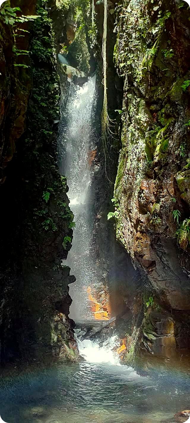 南投景點》武界。雲的故鄉!需跋山涉水才能到的隱世仙境,摩摩納爾野溪瀑布探險之旅! @捲捲頭 ♡ 品味生活