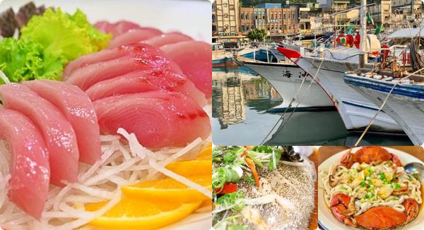 ▋南方澳海鮮 ▋水都活海產餐廳。海鮮控看過來!獨家風味:甜蝦、生魚片、糯米雞湯,新鮮海味全上桌,在地人才知道的好味道! @捲捲頭 Wonderful 品味。生活