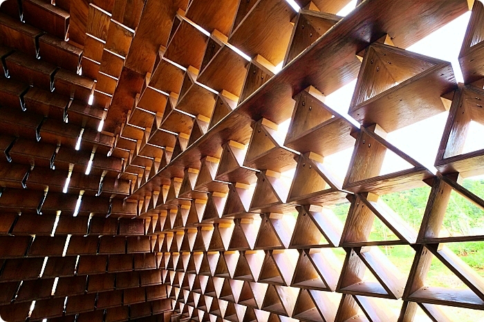 新竹景點⎪雲夢山丘 免費景點!日式美學氣息的世外桃源的雲水觀、積木版金字塔、溫泉足湯! @捲捲頭 Wonderful 品味。生活