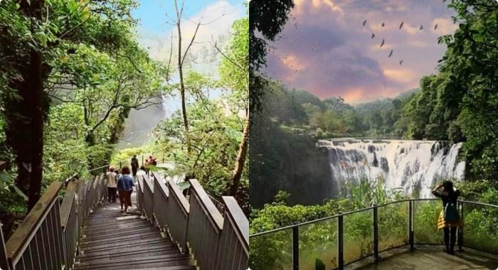 新北平溪景點⎪森林步道玩瘋平溪!還可順遊天空步道、看台版尼加拉瀑布! @捲捲頭 ♡ 品味生活