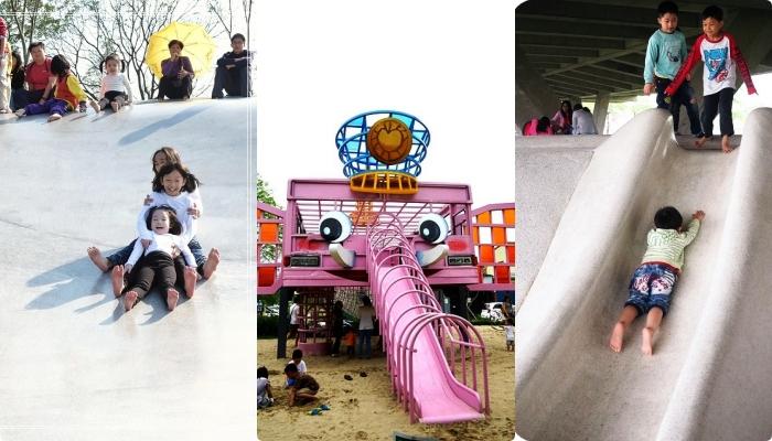 宜蘭特色溜滑梯 ▏宜蘭十二個免費親子溜滑梯公園X觀光工廠!有大碗公溜滑梯、瑪利歐水管、無敵大沙坑還有鳥巢及雙人鞦韆! @捲捲頭 ♡ 品味生活
