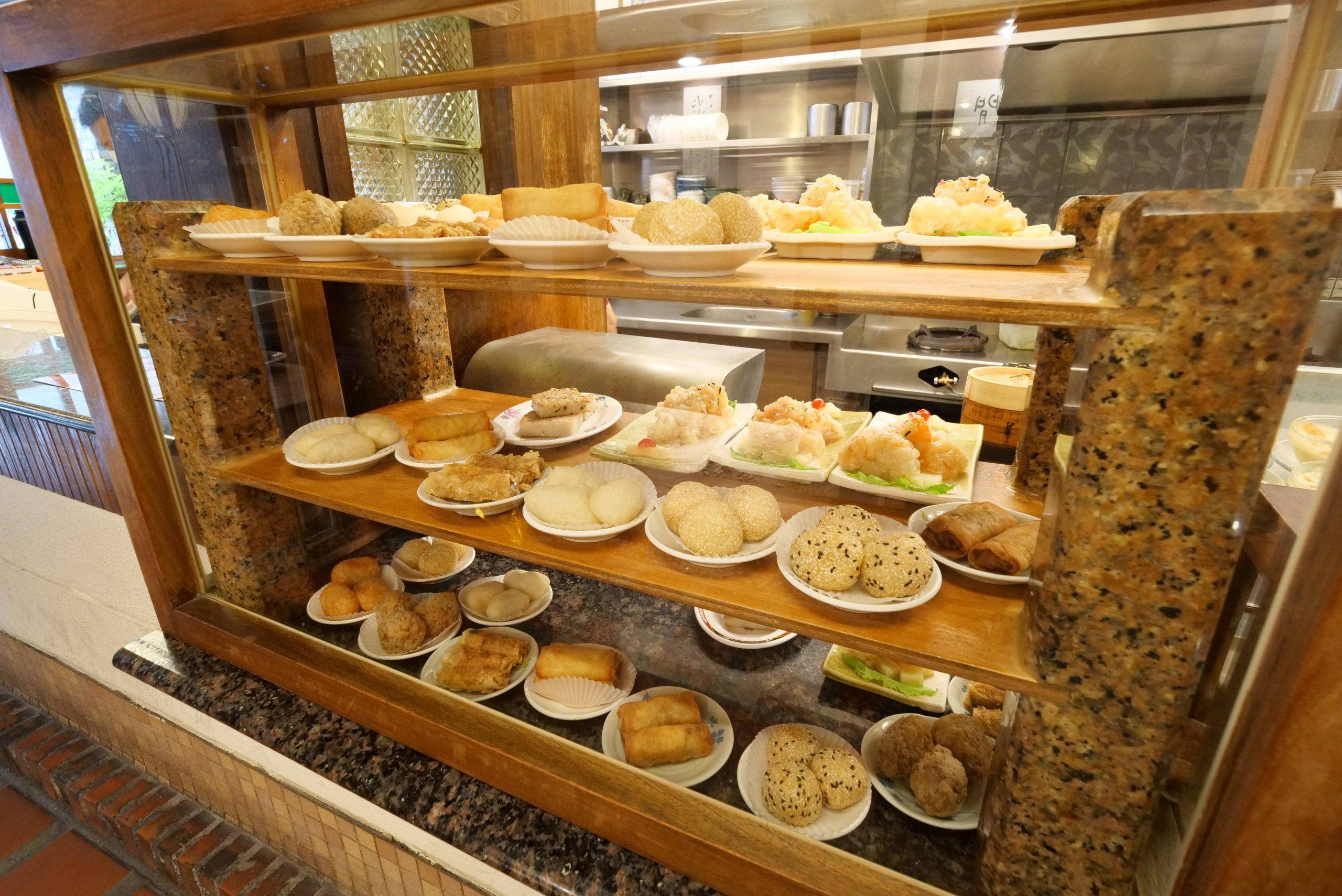 花蓮美食⎮陳記狀元粥舖。港式點心超美味,老牌店家粥品綿密細緻,還有滿滿小菜櫃,讓你眼花撩亂! @捲捲頭 Wonderful 品味。生活