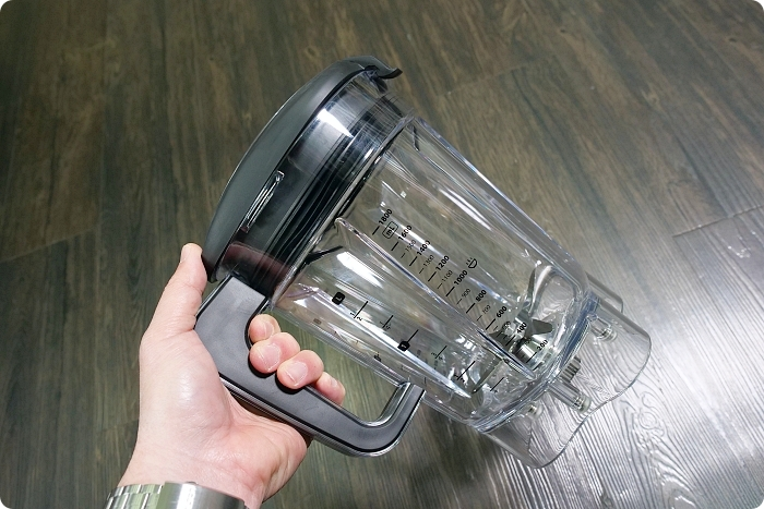 Hamilton 漢美馳 專業觸控式破壁調理機  ▏聰明調理機,桌上料理輕鬆做,連濃湯也能一鍵搞定! @捲捲頭 Wonderful 品味。生活