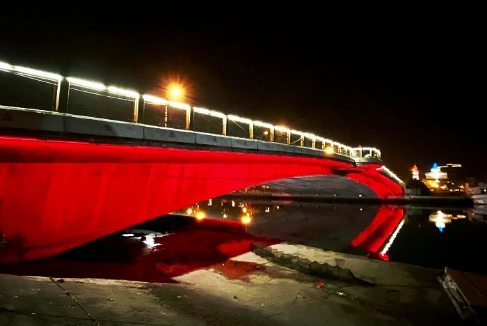 台南》大魚的祝福X大魚星光牆。夜晚限時點燈超夢幻,兩大熱門打卡地標,讓你拍好拍滿。 @捲捲頭 ♡ 品味生活
