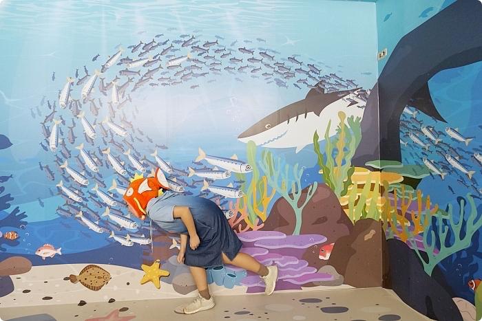宜蘭超「摸魚」體驗!走訪水產職人的家,海派汆燙海鮮X品嚐最自然的鮮甜滋味,還有好玩的小漁夫飯糰DIY ▏溪和水產觀光工廠 @捲捲頭 ♡ 品味生活