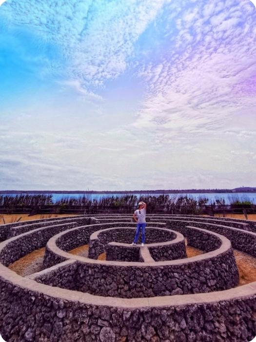 2021澎湖景點懶人包!10大最夯IG網美打卡點總整理:漂浮海上的拱門、深海翡翠項鍊、巨人神之手、神奇的咾咕石迷宮超好拍! @捲捲頭 ♡ 品味生活