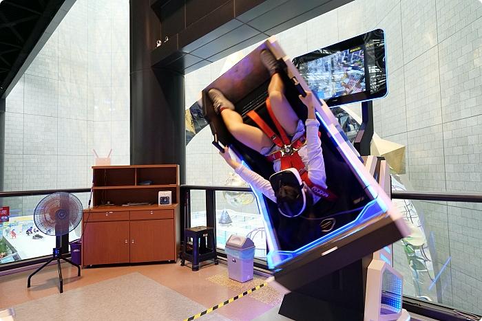 高雄》國立科學工藝博物館。Fun城市街道開電動超跑、戰鬥機飛行體驗、電流急急棒,玩上一整天都不夠的博物館。 @捲捲頭 ♡ 品味生活