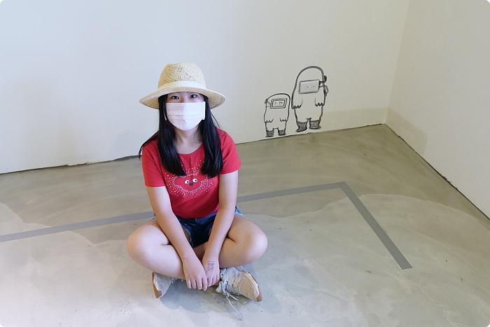 屏東》看海美術館。南台灣,有怪獸入侵!「春江獸」限時展出,新打卡點要先收。 @捲捲頭 ♡ 品味生活