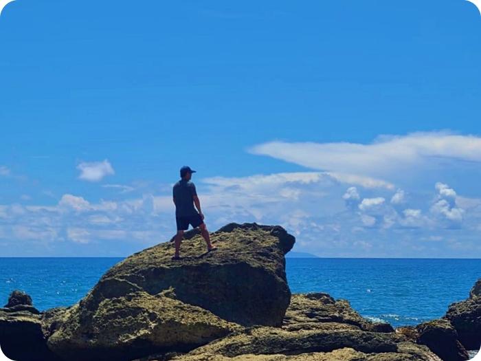 台東新景點》探訪海蝕洞!可愛貓咪洞 超夯IG景點,綠色海岸公路線別錯過~ @捲捲頭 ♡ 品味生活