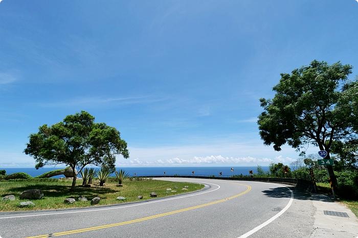台東景點》山與海的交界:最美山海公路、飛奔太平洋海天一色大道、還有太陽調頭的界線! @捲捲頭 ♡ 品味生活