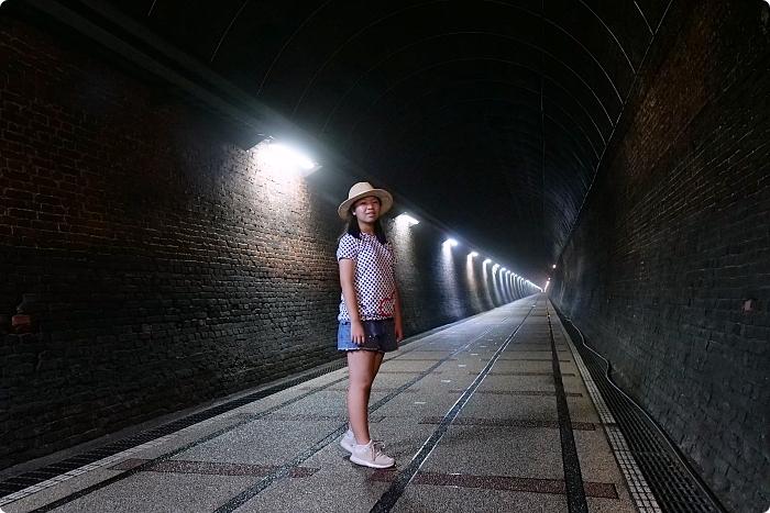 新北》福隆舊草嶺隧道。最適合夏天來的自行車道!丟丟銅山洞外看火車、隱藏版Open醬在這裡! @捲捲頭 ♡ 品味生活
