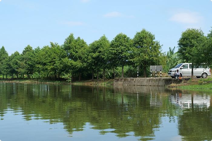 噶瑪蘭小河文明》河邊秘境人家,乘著貢多拉船划過舊河道,探訪森林裡的小木屋! @捲捲頭 ♡ 品味生活