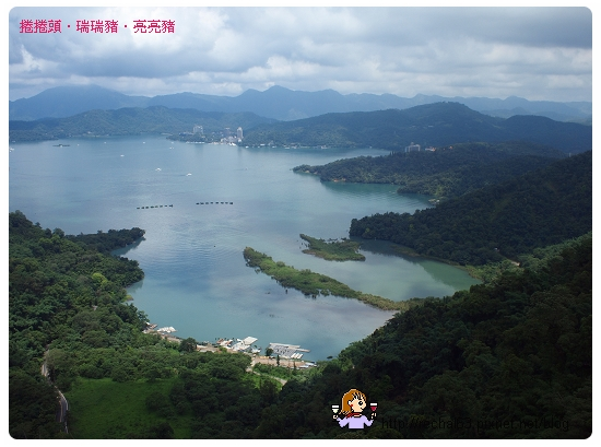 【南投.日月潭.親子遊】湖泊纜車之旅 @捲捲頭 Wonderful 品味。生活