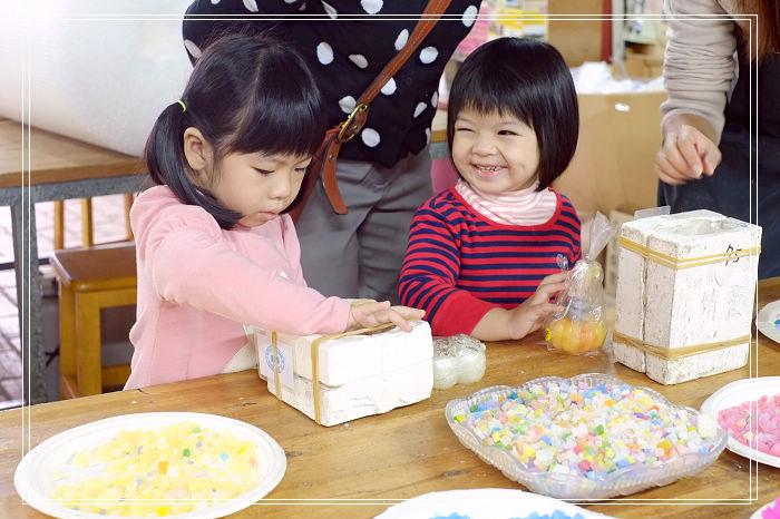 《新竹旅遊》寶山蠟藝館(燭園)。親子DIY動手做蠟燭。 @捲捲頭 Wonderful 品味。生活