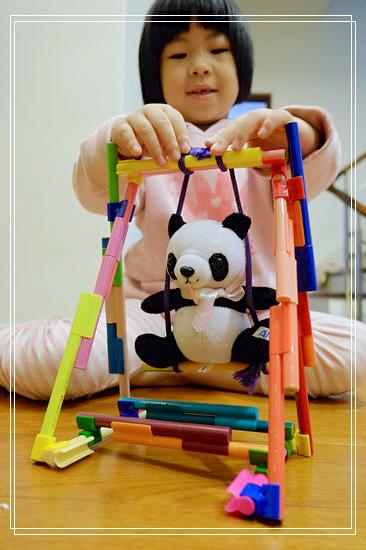 輝柏 Faber-Castell >> 60色積木連接筆。是畫具也是玩具~ @捲捲頭 Wonderful 品味。生活