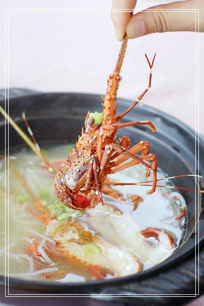 <頭城餐廳>紅螃蟹海鮮。揪不到團吃滿桌海鮮?一個人也能獨享的海味~ @捲捲頭 ♡ 品味生活