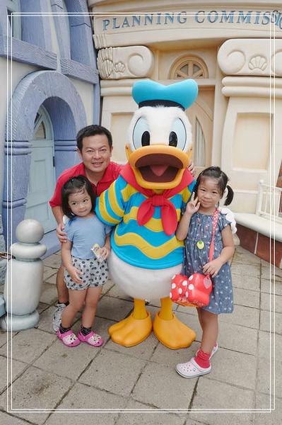 <東京親子自助旅行- 8 > 東京迪士尼之小小孩攻略 。 勇闖迪士尼的四隻豬 (下) @捲捲頭 ♡ 品味生活