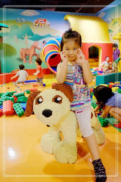<東京親子自助旅行- 9 > 台場樂高樂園 (Legoland)。堆積不盡的童趣~ @捲捲頭 Wonderful 品味。生活