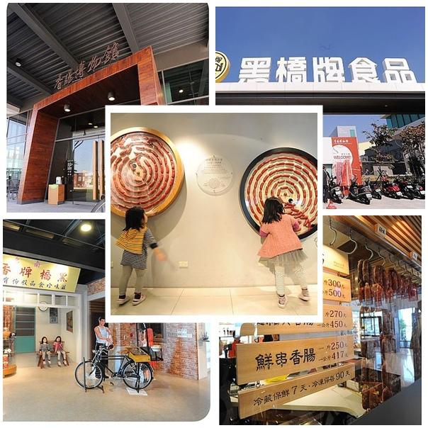 <台南景點>黑橋牌香腸博物館。有吃又有玩的博物館~ @捲捲頭 ♡ 品味生活