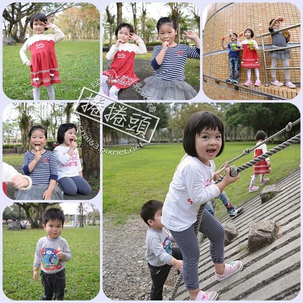 【宜蘭景點】草皮,陽光,歡笑。宜蘭運動公園溜小孩 @捲捲頭 ♡ 品味生活