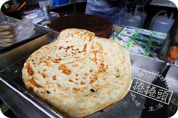 【宜蘭隱藏美食】南興街內的山東口味蔥油餅~ @捲捲頭 ♡ 品味生活