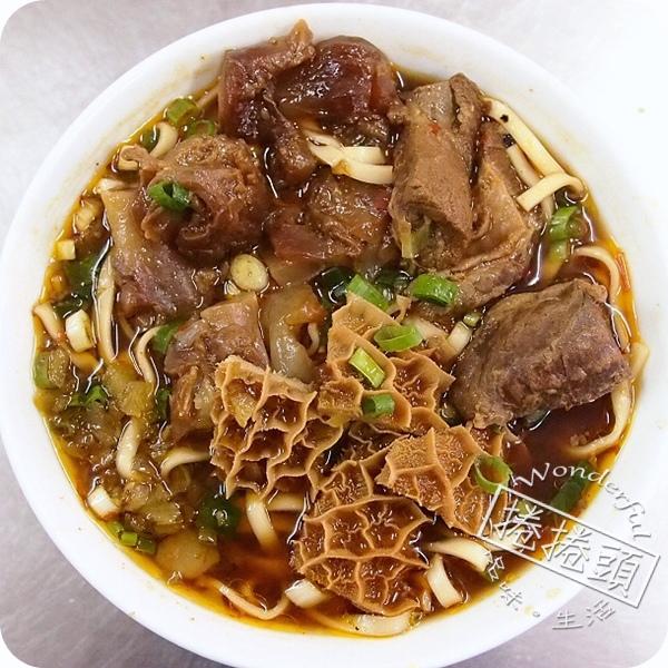 【宜蘭美食】二吃三寶牛肉麵~真正香牛肉麵店!!! @捲捲頭 Wonderful 品味。生活