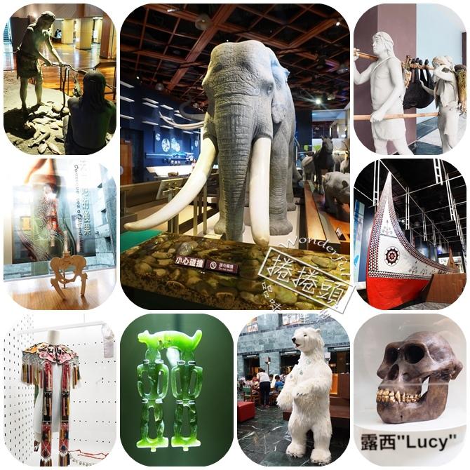 【台東遛小孩景點】讓人大開眼界的「台東史前博物館」 @捲捲頭 Wonderful 品味。生活
