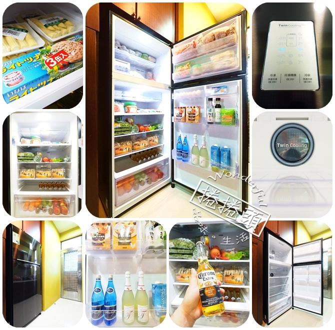 【開箱文】挑選三星Twin Cooling Plus雙循環雙門冰箱,冷凍冷藏隨你搭配! @捲捲頭 ♡ 品味生活