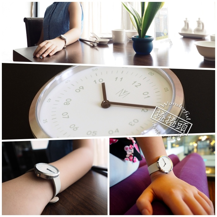 捲爸尋錶記(五)給寶貝氣質女兒的簡約風,Maven Watch 匠藝系列 @捲捲頭 ♡ 品味生活