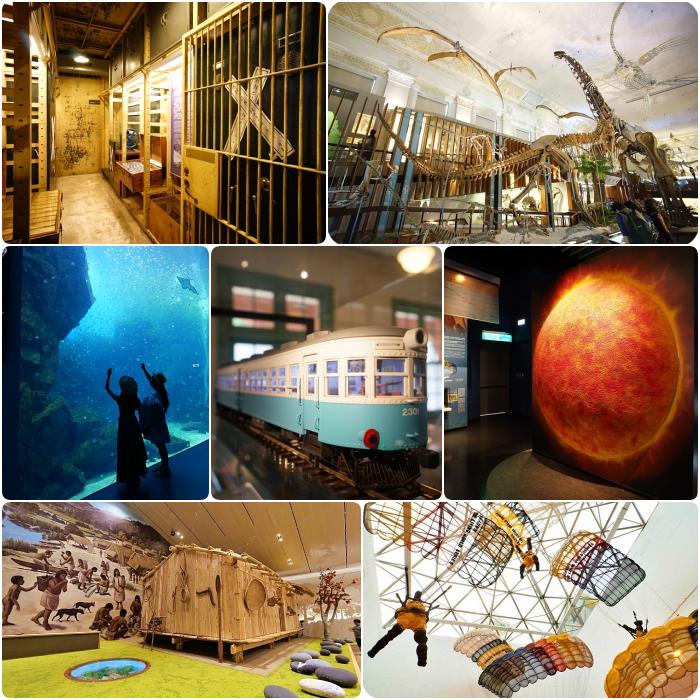北台灣必逛7間博物館⎪考古尋寶、山城淘金體驗、跟鯊魚比賽跑、跟企鵝一起喝咖啡、鐵道迷必訪。特色博物館一次搞定! @捲捲頭 Wonderful 品味。生活